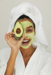 Avocaodo for glowing skin