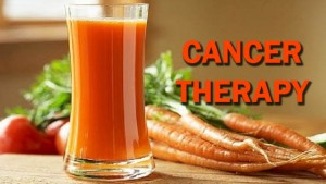 Carrots for cancer