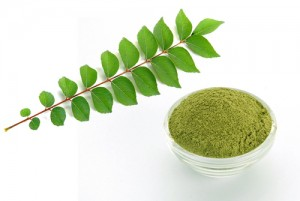 Curry leaves for face