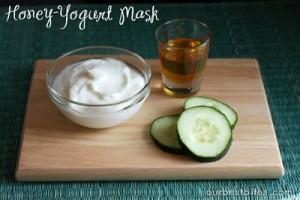 Honey Yogurt Mask
