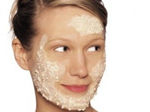 Oats for glowing skin