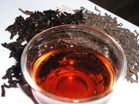 Tea for pink eye