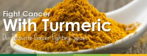 Turmeric for cancer
